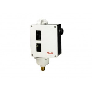 RT200 pressure switch, low pressure 017-523966 manual reset Min.